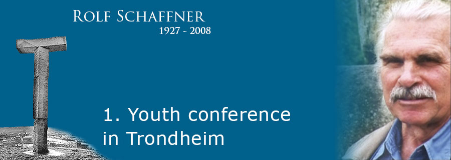 Kopfbild Youth conference Trondheim